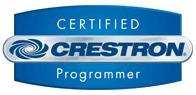 creston logotyp certifierad av-teknik