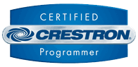 creston logotyp certifierad